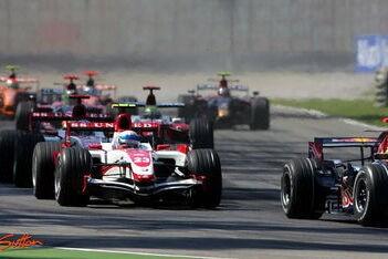 Davidson houdt Schumacher achter zich
