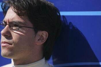 Zwaar weekend voor Garcia in Monza