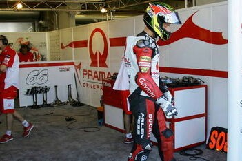 "Ducati: ""We willen Davies als testrijder"""