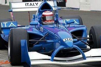 Team Italië begint seizoen met vier coureurs
