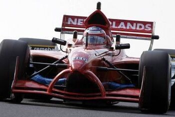 A1GP-teams testen verder in Silverstone