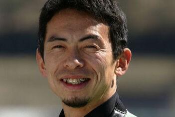 Yanagawa nerveus voor race op Twin Ring