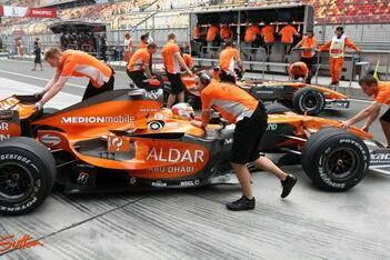 Spyker F1 definitief verkocht aan consortium