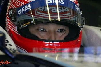 Nakajima kijkt uit naar Formule 1-debuut