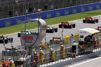 A1GP-baas overweegt overname Formule 1-team