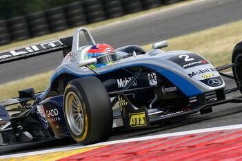 Grosjean pakt pole-position in Hockenheim