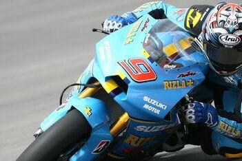 Aoki hoopt op top-tienklassering tijdens de race