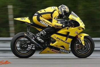 Teleurstellende race voor Tech3 Yamaha