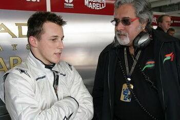 Liuzzi en Klien blij met nieuwe Force India-test