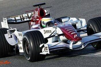 Force India tevreden ondanks kleine problemen