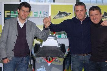 Valles rijdt in 2008 voor GP2-team FMS