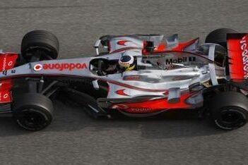 Nieuwe McLaren beleeft baandebuut in Jerez