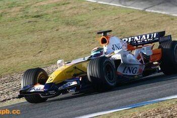 Parente maakt Formule 1-debuut bij Renault