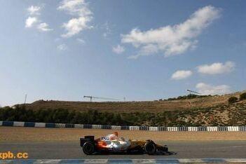 Alonso terug achter het stuur bij Renault