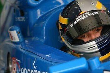 Piscopo racet verder voor Team Italië