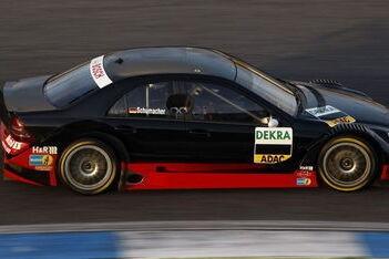 """Schumacher: """"Ik moet veel leren in de DTM"""""""