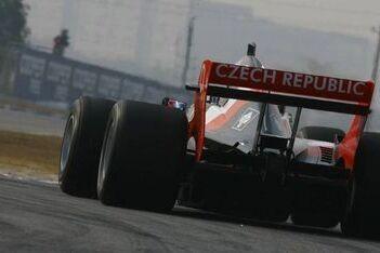 Kral maakt A1GP-debuut bij Team Tsjechië