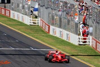 Australische Grand Prix mogelijk later van start