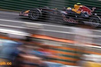Red Bull Racing sterk uit de startblokken