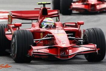 Ferrari plant aërodynamische update voor Bahrein