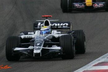 Rosberg niet blij met achtste plaats