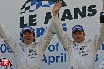 Winst voor Verstappen bij Le Mans Series-debuut