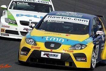 Monteiro boekt zijn eerste WTCC-zege