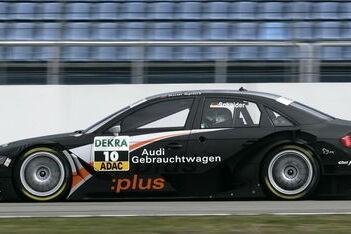 Scheider snelste in derde training Hockenheim