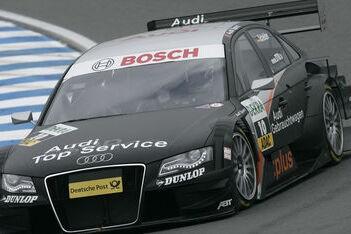 Scheider zet Audi-dominantie voort