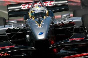 Pacific Coast Motorsports met Dominguez naar IRL