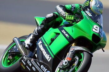 Kawasaki hoopt op snelle terugkeer Hayden