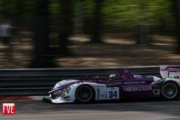 Verstappen opnieuw snelste LMP2-coureur
