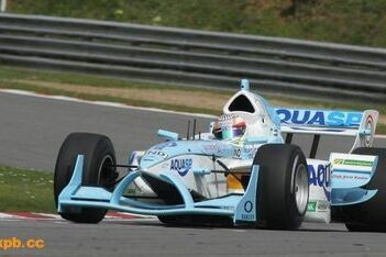 Team India behaalt eerste pole in Brands Hatch