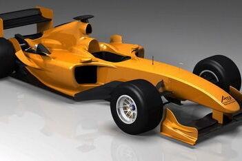 A1GP toont eerste tekening nieuwe auto