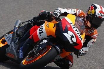 Pedrosa zet de toon in eerste training Le Mans