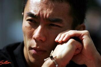 Sato hoopt op racestoeltje voor 2009