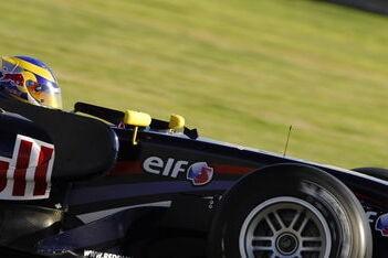 Wickens snelste op donderdag in Silverstone