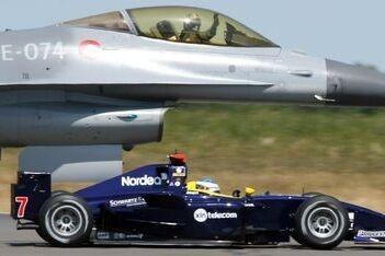 Bakkerud bindt strijd aan met F-16