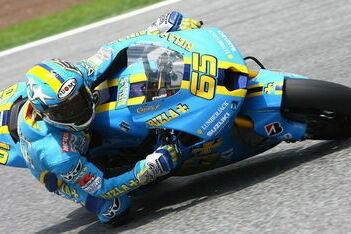Deelname Capirossi aan Britse GP onzeker