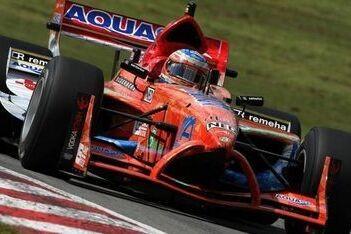Bleekemolen geeft A1-wagen de sporen op Rizla Racing Day
