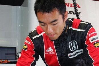 Sato werkt aan terugkeer Formule 1