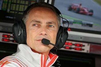 "Whitmarsh: ""Geen teamorders tijdens Duitse GP"""