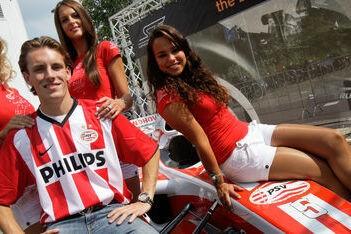 Buurman bevestigd bij raceteam PSV