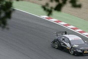 Pole-position voor Scheider op Brands Hatch