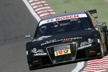 Scheider verslaat Di Resta op Brands Hatch