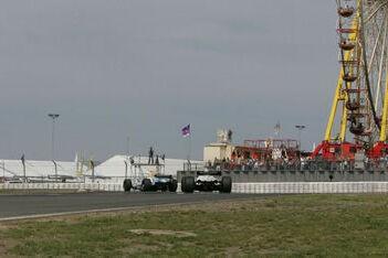 Duran wint tweede race, Van der Garde achtste