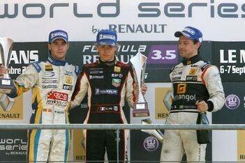 Pic wint eerste race Le Mans, Van der Garde start niet