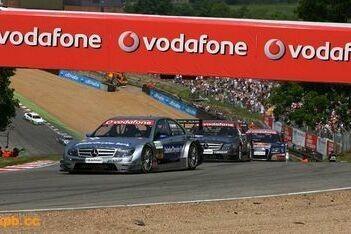 DTM ook komende drie jaar op Brands Hatch