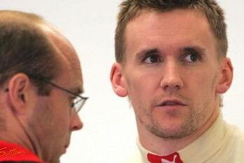 Walker vervangt Dalziel op Nürburgring