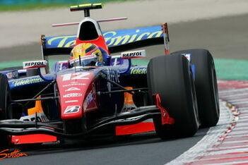 GP2 maakt zich op voor seizoensfinale